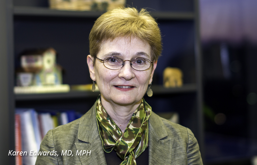 Karen Edwards, MD MPH, LEND program director